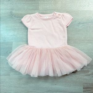 Baby Tutu Sweater Dress
